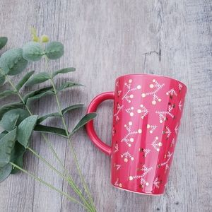 DAVIDS TEA | Mistletoe Red Perfect Mug